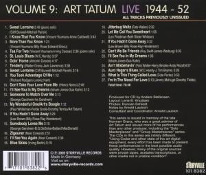Live 1944-1952 Vol.9