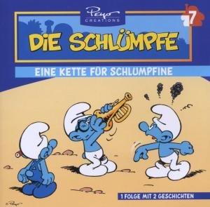 07: Eine Kette Für Schlumpfine!