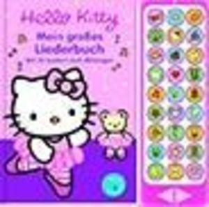 Hello Kitty, Mein großes Liederbuch mit 27 Liedern