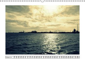Nordseefeeling - Cuxhaven (Wandkalender 2016 DIN A3 quer)