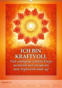 ICH BIN Licht und Liebe - Kalender (Wandkalender 2017 DIN A2 hoc