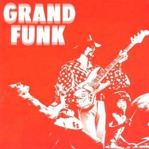 The Grand Funk Railroad