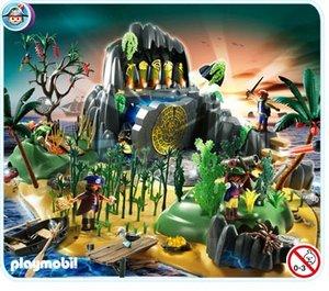 PLAYMOBIL® 5134 - Abenteuerschatzinsel