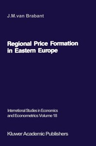 Regional Price Formation in Eastern Europe