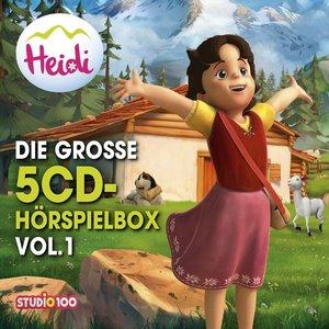Die Groáe 5-CD Hörspielbox Vol.1 (Cgi)