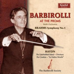Barbirolli Dirigiert Haydn/Brahms