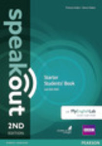 Speakout Starter 2nd Edition Students' Book with DVD-ROM and MyE