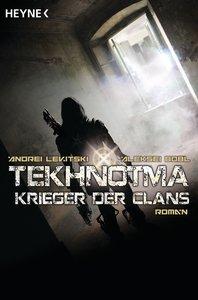 Tekhnotma 03 - Krieger der Clans