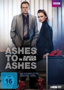 Ashes to Ashes. Zurück in die 80er. Staffel 3