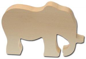 CORVUS A600702 - Kids at Work: Schnitzrohling Elefant