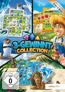 3-Gewinnt Collection (Sensationelle 3in1 Box)
