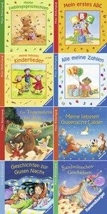 Ravensburger Mini-Bilderspaß - Geschichten Nr. 2 (8er-Set)
