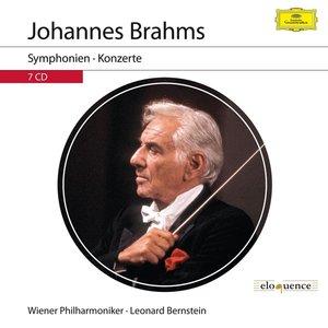 Johannes Brahms: Symphonien & Konzerte (Eloquence)