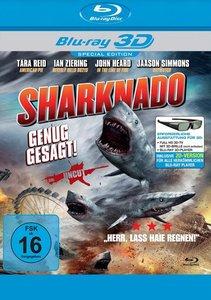 Sharknado - Genug gesagt! 3D Shutter
