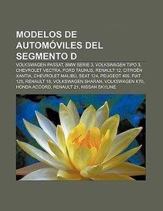 Modelos de automóviles del segmento D