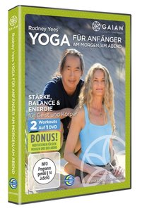 Gaiam-Rodney Yee: Yoga für