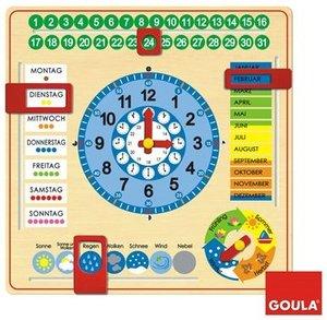 Goula - Kalenderuhr