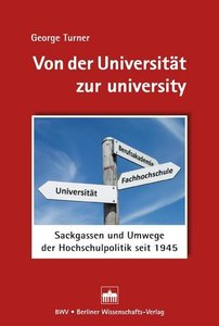 Von der Universität zur university