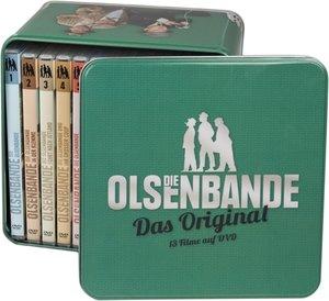Die Olsenbande - Das Original! - Limitierte Steelbox (13 Filme a