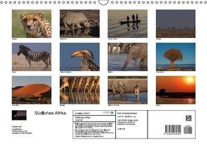Südliches Afrika (Wandkalender 2014 DIN A3 quer)