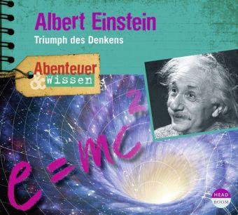 Abenteuer & Wissen. Albert Einstein - zum Schließen ins Bild klicken