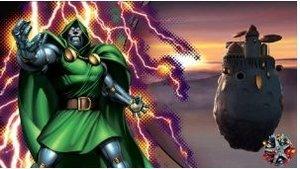 Marvel Super Heroes: Grandmasters Challenge (inkl. 5 Super-Helde