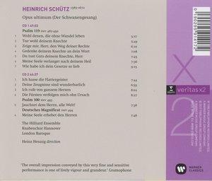 Schwanengesang-Opus Ultimum