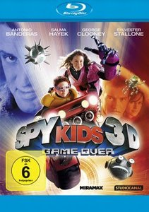 Spy Kids 3D - Game Over/Blu-ray