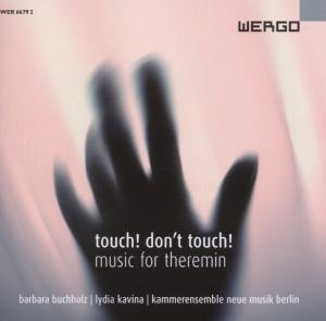 Touch! Don't Touch!