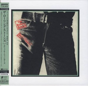 Sticky Fingers-Platinum SHM CD