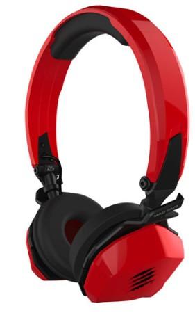 Mad Catz F.R.E.Q.M Wireless Stereo Headset, rot - zum Schließen ins Bild klicken