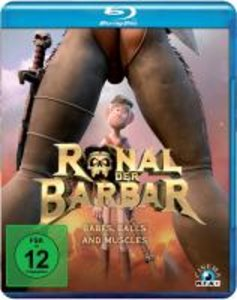 Ronald der Barbar-Blu-ray Disc