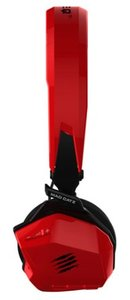 Mad Catz F.R.E.Q.M Wireless Stereo Headset, rot