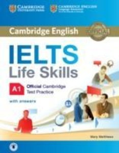 IELTS Life Skills Official Cambridge Test Practice A1 Student's