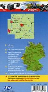 ADFC-Regionalkarte Aachen / Dreiländereck 1 : 75 000