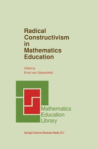 Radical Constructivism in Mathematics Education
