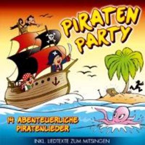 Piraten Party 14 abenteuerliche Piratenlieder