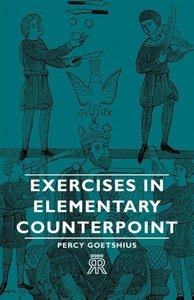 Exercises in Elementary Counterpoint