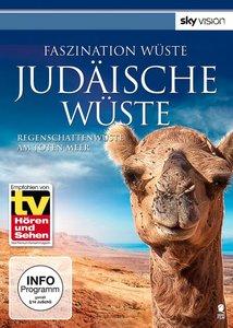 Faszination Wüste - Judäische Wüste: Regenschattenwüste am Toten