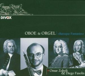 Barockfantasien Für Oboe & Orgel
