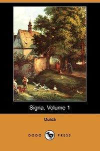 Signa, Volume 1 (Dodo Press)