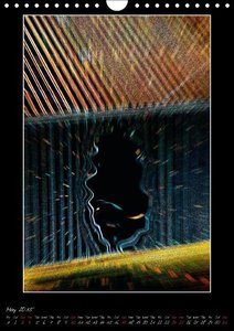 Surreality - Vertical Dreams (Wall Calendar 2015 DIN A4 Portrait