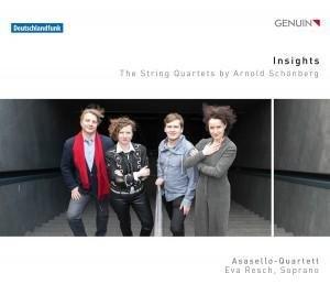 Insight-Die Streichquartette