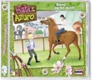 Kati & Azuro 02. Azuro startet durch