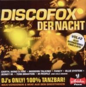 Disco-Fox der Nacht Vol.2