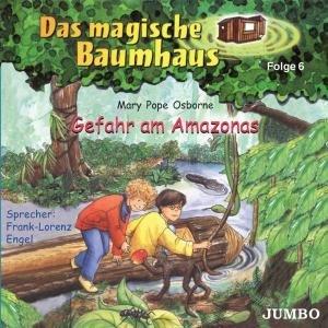Das Magische Baumhaus 06/Amazonas,Gefahr Am