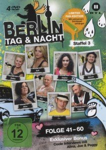 Berlin - Tag & Nacht - Staffel 3. Fan Edition