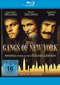 Gangs Of New York Special Edition