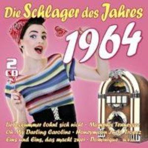 Die Schlager Des Jahres 1964
