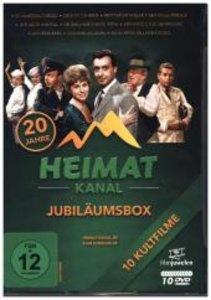 Heimatkanal Jubiläumsbox (10